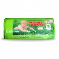 Подгузники-вкладыши для детей, 33х11 см, 10 шт, Пелигрин ПВ-10