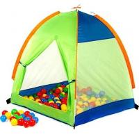 Игровой дом + 200 шаров (палатка) Calida 637(30059)
