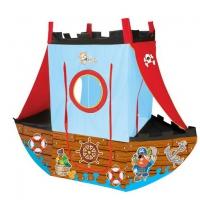 Игровая палатка на каркасе Пиратский корабль 889-161B