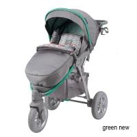 Прогулочная коляска Happy Baby Neon Sport (Хэппи Бэби Неон Спорт
