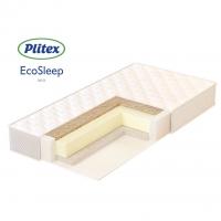 Матрас в кроватку ECO SLEEP (ЗИМА-ЛЕТО) (119х60х12 см) ЭКE-01, Плитекс