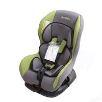 Автокресло 0-18 кг BAMBOLA Bambino серый/зеленый KRES0695
