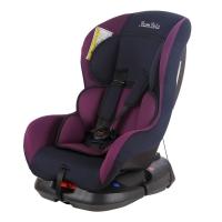 Автокресло 0-18 кг BAMBOLA Bambino фиолетовый/синий KRES0694