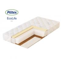 Матрас в кроватку ECO LIFE (119х60х12 см) ЭКФ-01, Плитекс