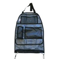 Чехол для спинки автомобильного сидения с карманами, Lubby 14424