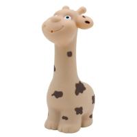 "Игрушка для купания ""Жираф-пищалка"" с 12 мес, Lubby 15649"