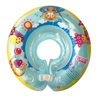Круг на шею для купания с рождения, Lubby 14740