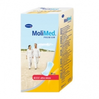 Прокладки урологич. Molimed Premium Ultra Micro, 28 шт, Hartmann 1681310