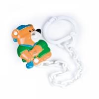 Держатель для пустышки Объемные животные, Canpol babies 2/415