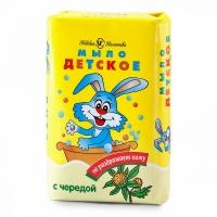 Мыло с экстрактом череды, 90 гр., Невская Косметика А10154