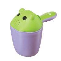 """Детский ковшик для воды с крышкой """"Scooppy"""" Happy Baby, Violet 34013V"""