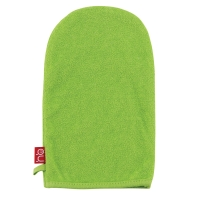 Мочалка-рукавичка Happy Baby, Green 35005G
