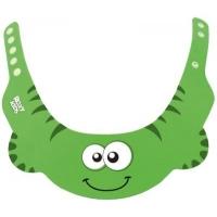 Козырек защитный для мытья головы, зеленый, Roxy Kids RBC-492-G