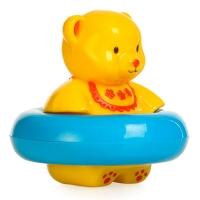 """Игрушка-поплавок в ванну """"Мишка"""", Бусинка 141"""
