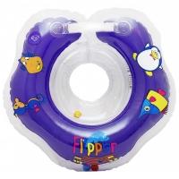 """Круг на шею для купания малышей музыкальный """"Flipper"""", Roxy kids FL003"""