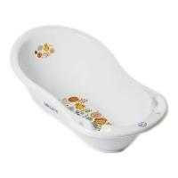 ТЕГА Ванна овальная 86 см FOLK (фольклорный), FL-004