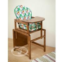 Стол-стул для кормления №367, Красная звезда