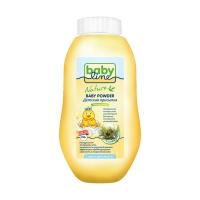 Присыпка с сосновой пыльцой 125 г. Babyline Nature ДН81