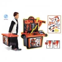 Игровой набор МАСТЕРСКАЯ в чемодане (61х45х66 см) 56008