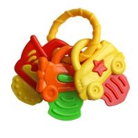 "Игрушка-погремушка ""Ключики-машинки"", от 3 мес, Lubby 14782"