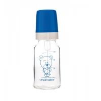 Бутылочка стеклянная, 120 мл, Canpol Babies 42/102