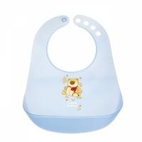 Пластиковый нагрудник с карманом, Canpol Babies 2/404
