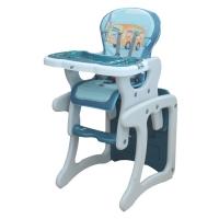 Стул-стол для кормления BAMBOLA МАШИНКА HB-GY-02