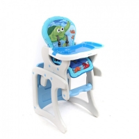Стул-стол для кормления BAMBOLA ОКЕАН HB-GY-ZOO-2