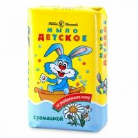 Мыло с экстрактом ромашки, 90 г, Невская Косметика А10156
