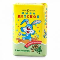Мыло с экстрактом чистотела, 90 г, Невская Косметика А10158