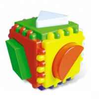 """Игрушка """"Логический куб малый"""", Стеллар 01314"""