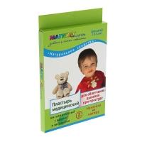 Пластырь для облегчения дыхания при простуде с 3-х лет, 2шт, Магикопласт 20080