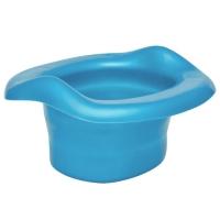 Вкладка универсальная для дорожных горшков, складн., голубая, Roxy kids ML-235RU-B