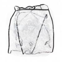 Дождевик универсальный на коляску в сумке, Roxy kids RRC-001