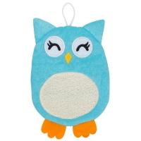 Мочалка-рукавичка махровая Baby Owl Roxy kids RBS-003