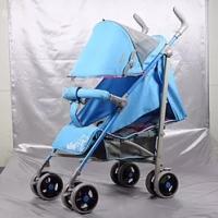 Коляска-трость Everflo S209 (синий)