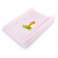 Пеленальная доска CLICK 70 с фиксатором color 032 (50х9х70 см) PR-610-032