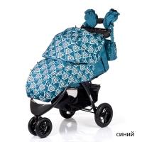 Прогулочная коляска с надувными колесами BabyHit VOYAGE AIR
