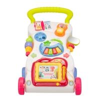 Каталка-ходунки c развивающим центром Happy Baby Junior 330901