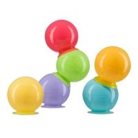 """Набор ПВХ-игрушек для ванной Happy Baby """"IQBUBBLES"""" 32017"""