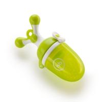 """Ниблер с силиконовой сеточкой Happy Baby """"NIBBLER TWIST"""", Lime 15009L"""