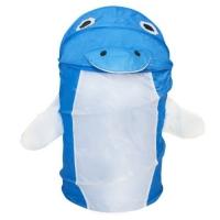 """Корзина для игрушек """"Дельфин голубой"""" 076"""