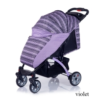 Прогулочная коляска с накидкой на ножки BabyHit Tetra