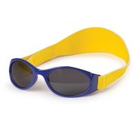 """Очки солнцезащитные с ремешком Happy Baby """"SUNGLASSES WITH HEADBAND"""" (blue) 50508"""