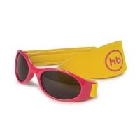 """Очки солнцезащитные с ремешком Happy Baby """"SUNGLASSES WITH HEADBAND"""" (pink) 50508"""