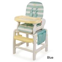 Стул-трансформер для кормления Happy Baby Oliver V2 цвет Blue