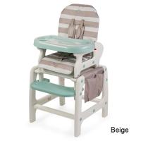 Стул-трансформер для кормления Happy Baby Oliver V2 цвет Beige