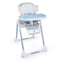 Стульчик для кормления Happy Baby Wingy Blue