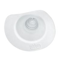 Накладки на соски силикон. защитные, маленькие, 2 шт. CHICCO 310103036