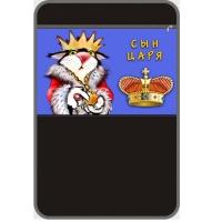 АНТЕЙ Органайзер на спинку сиденья ПУШИСТИК Сын царя